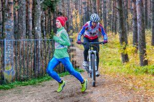 Фото спортсменов - Кросс-кантри дуатлон 2018, Ярославль