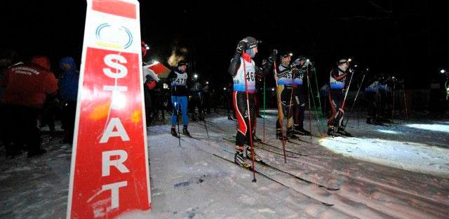 Фото - Ночная лыжная гонка 2019 ВыZов Night 15к. Костромская обл.