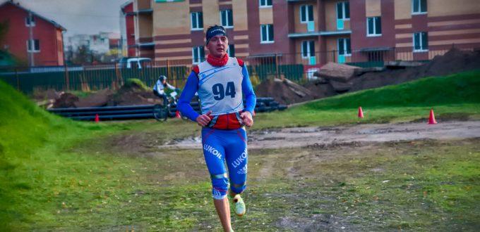 Фото спортсмена. Остроумов Роман. Осенний лес 2018. Ярославль