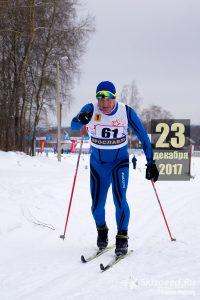 Владимирцев Сергей спортсмен СК Ski 76 Team г. Ярославль. Фото