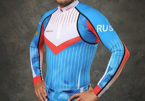 Фото Антона Шипулина - Спортивная экипировка