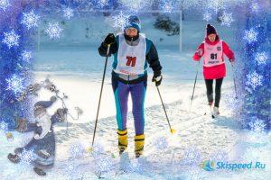 Фото любителя - Новогодняя лыжная гонка 2019 в Чижово, Костромская область