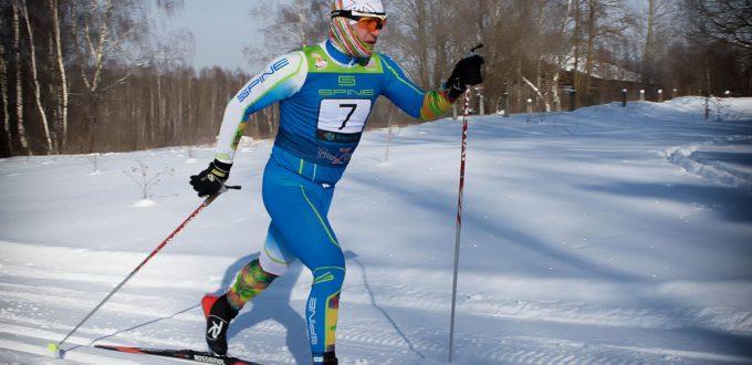 Фото лыжника - Лыжные гонки. Классика. Неверово. Кострома