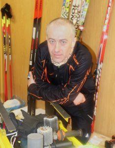 Фото спортсмена SKI 76 TEAM - Соболев Алексей, сервис и подготовка лыж к соревнованиям, г. Кострома