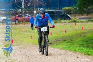 Фото с велогонки чемпионата Ярославля по кросс-кантри