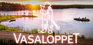 Беговой ультрамарафон Ultravasan 2019. Vasaloppet. Швеция