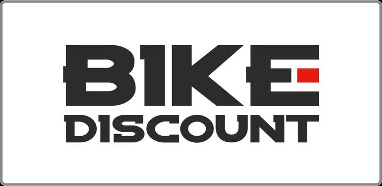 Логотип Bike Discount - интернет-магазин спортивных товаров для велоспорта, бега, триатлона и других товаров для активного отдыха
