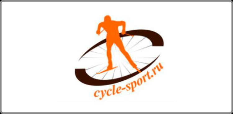 Фото логотипа - Cycle sport. Интернет-магазин спортивных товаров