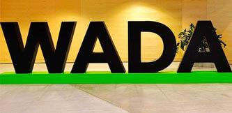 Надпись wada
