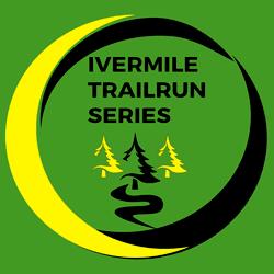 Логотип Ivermile. Трейл, бег, плавание, лыжные гонки
