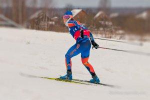 Рождественская лыжная гонка в Ярославле