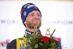 Мартина Сундбю. Норвежский лыжник