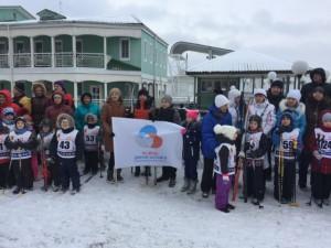 Фото с Фестиваля Рождественская лыжня 2017 в Ярославле