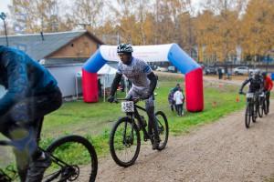 Фото - Васьков Александр (Иваново). Велогонка в Яковлевском бору г. Ярославля